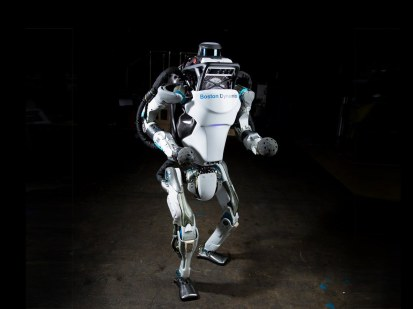 Atlas - Boston Dynamics