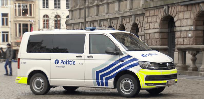 Politiecombi van de toekomst (2)