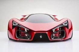 Ferrari front