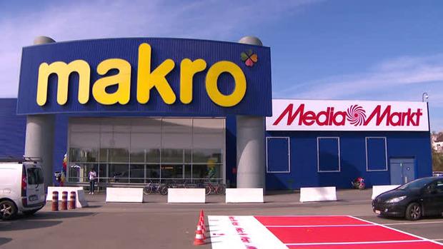 Makro en Mediamarkt