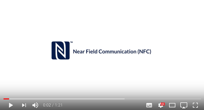 NFC video