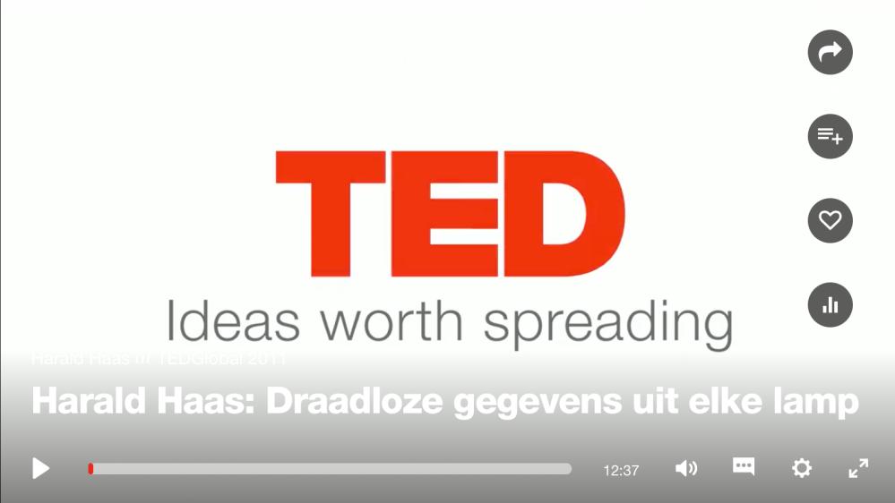 TED Harald Haas