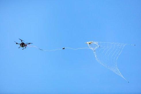 Drone vangnet 2