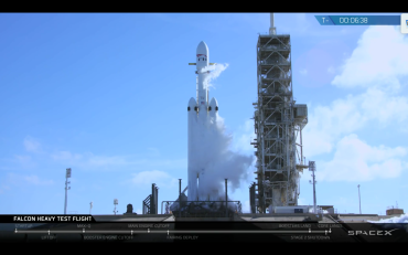 SpaceX WhatsNext 1