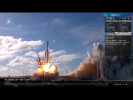 SpaceX WhatsNext 15