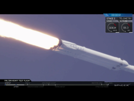 SpaceX WhatsNext 20