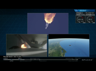 SpaceX WhatsNext 22