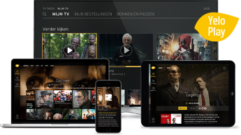 YeloPlay van Telenet (foto: Telenet)