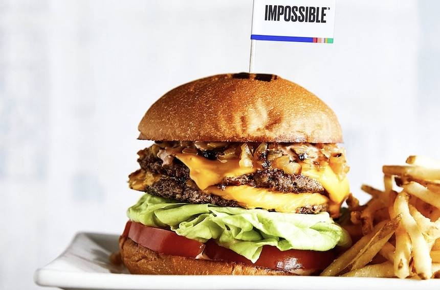 Impossible Burger (2)