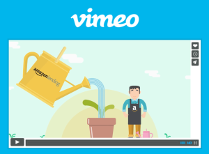 Amazon Lending Vimeo