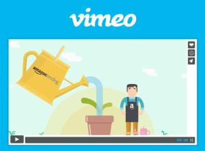 Amazon Lending Vimeo