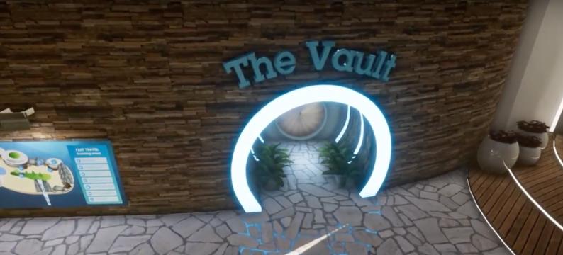 The Virtual Space - KBC 4