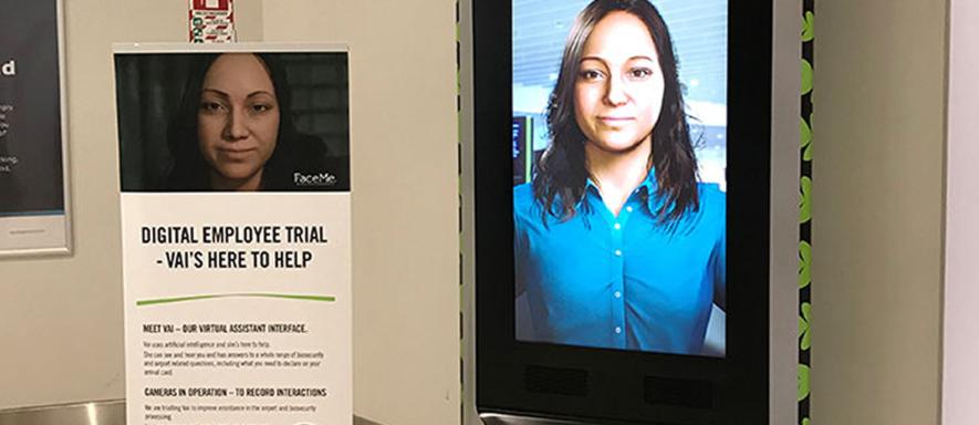 Digital biosecurity officer NZ-AucklandAirport