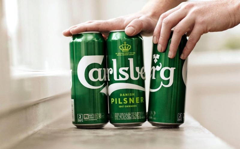 Carlsberg Snap Packs