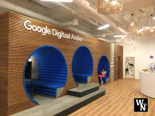 Google BeCentral DigAtelier