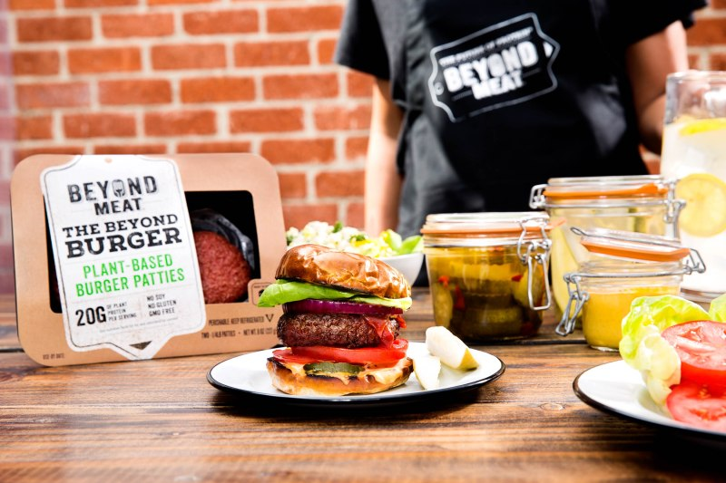 Beyond Burger Hero_Summer Grilling