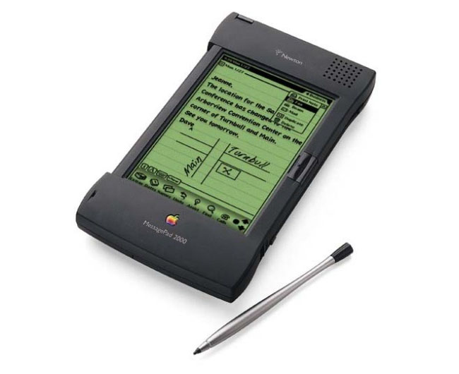 Apple Newton stylus