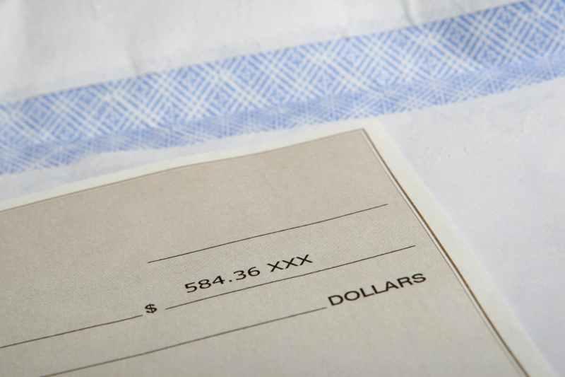 american bills business cheque