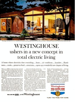 Westinghouse All Electric House 3