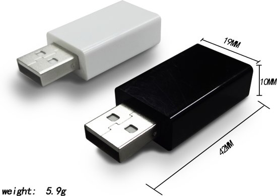 USB Data blocker juice-jack defender