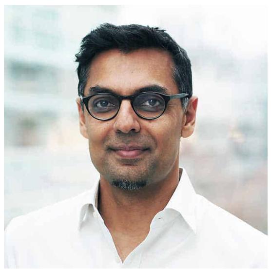 Dr. Kamran Khan BlueDot CEO